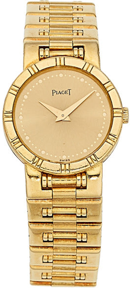19ecdd339d850 Piaget Lady s Gold Watch - Finley s