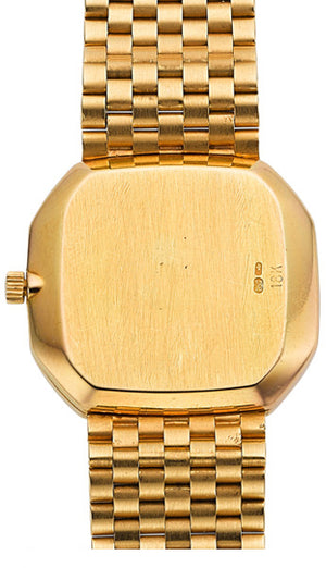 Patek Philippe Gentleman's Gold Watch, retailed by Tiffany & Co