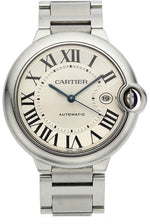 Cartier Unisex Ballon Bleu Stainless Steel Watch