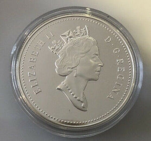 1999 225th Anniversary Queen Charlotte Islands, Proof Dollar Royal Canadian Mint