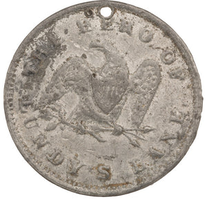 Winfield Scott: Rare Lundy's Lane Medal