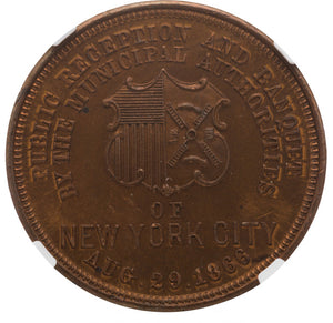 Andrew Johnson: High Grade Token in Copper