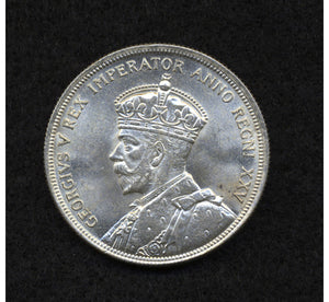 Canada: George V Dollar 1935, KM30, choice brilliant UNC, attractive surfaces