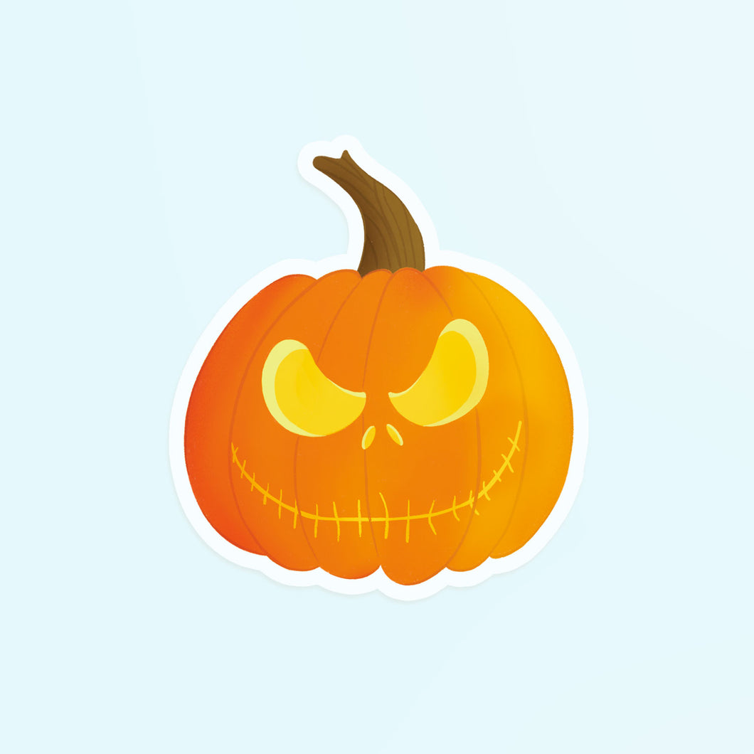 Pumpkin Jack - Sticker