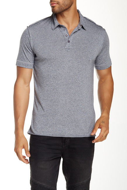 Rogue State Short Sleeve Polo
