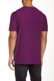 Rogue State Rib Detail Short Sleeve Tee - Rogue State - Los Angeles