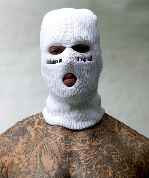 The Future is a RIP off Ski Mask