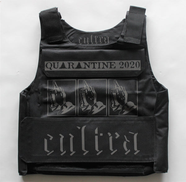 Quarantine 2020 Tactical Vest