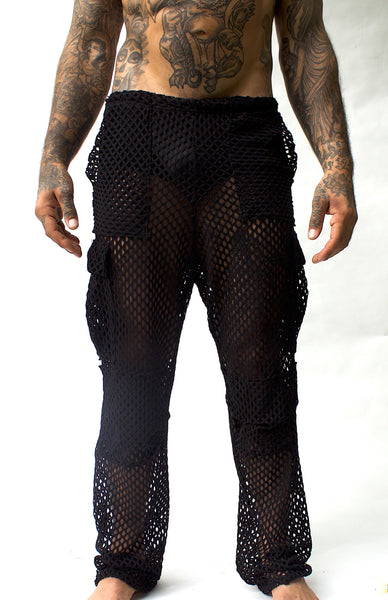 Fishnet Tactical Pants