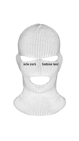 New York Fashion War Ski Mask