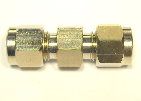 "1/4"" Compression Coupling (Union) (C1C)"