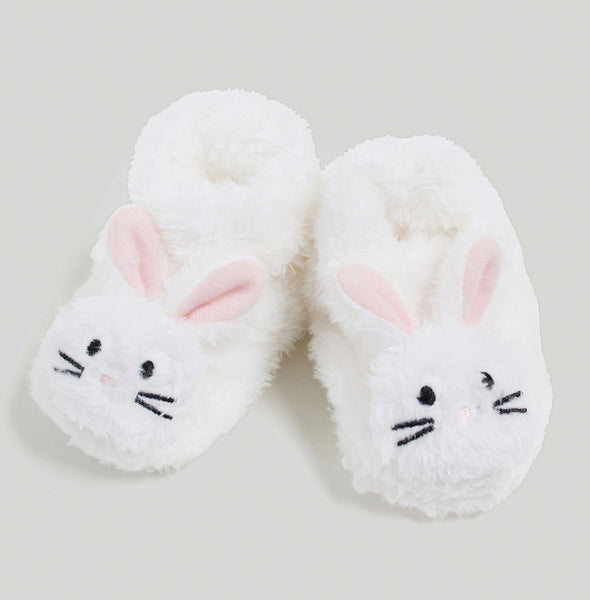 628d0813136 baby girl bunny slippers. These slippers are made to keep the little ones  warm and comfortable.