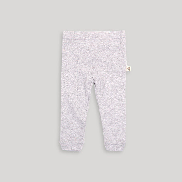 Grey Basic Pants - Snugabye Canada