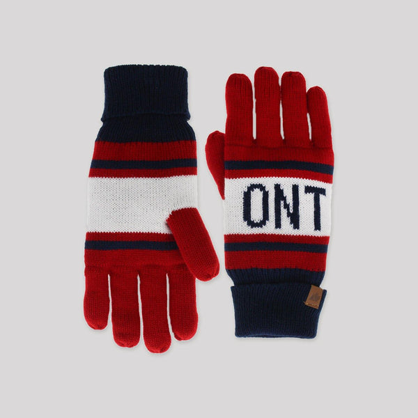 Adult Ontario Gloves - Snugabye Canada