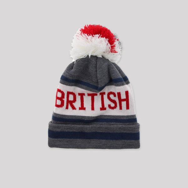 Adult British Columbia Pom Pom Hat - Snugabye Canada