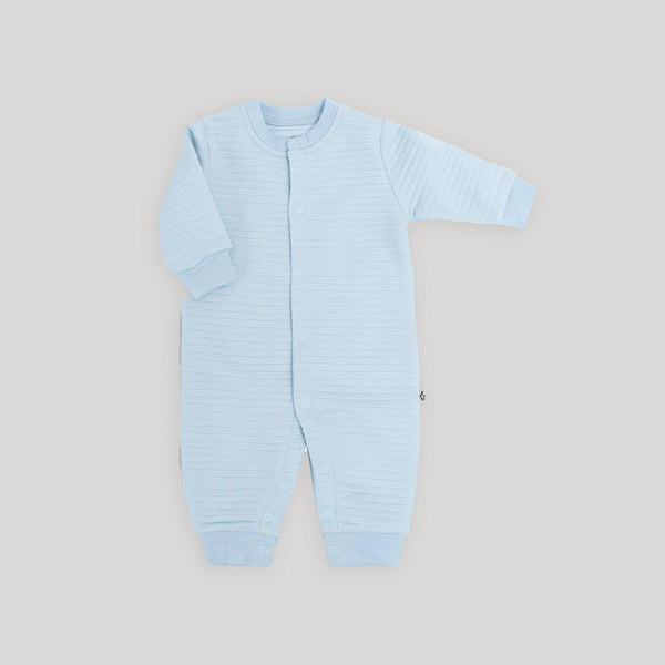 Sky Quilted Jumpsuit - Snugabye Canada