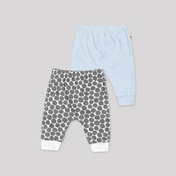 Blue Harem Pants 2 Pack - Snugabye Canada