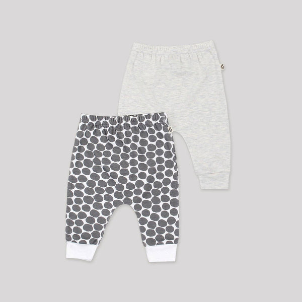 Grey Harem Pants 2 Pack - Snugabye Canada