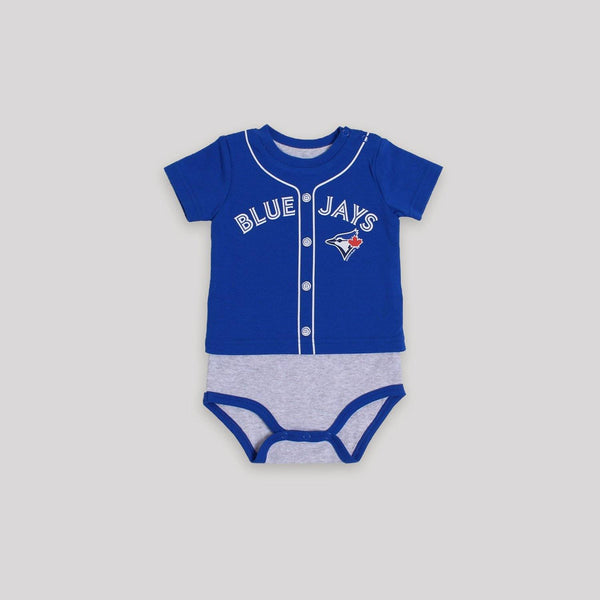 Blue Jays T-Shirt Bodysuit - Snugabye Canada