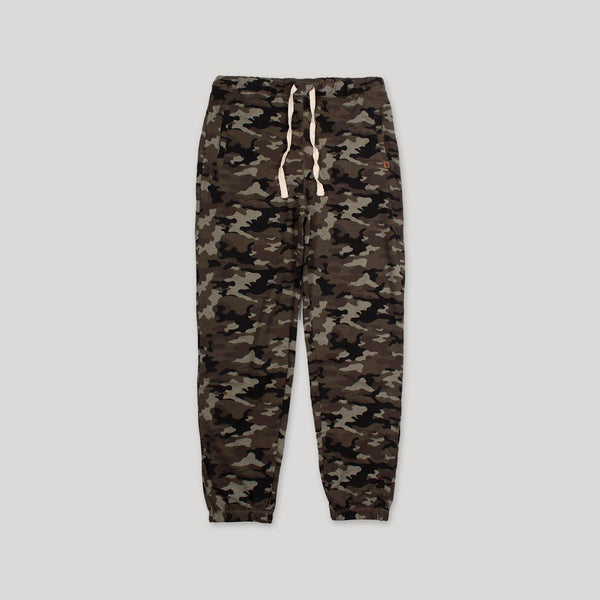 Adult Camo French Terry Sweatpants - Snugabye Canada