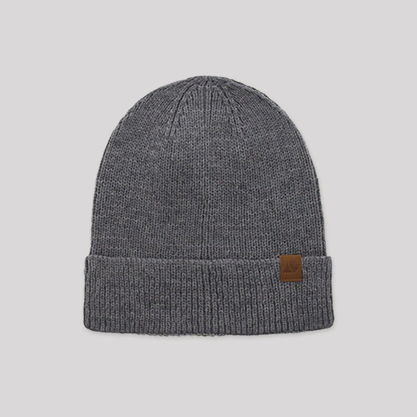 Adult Knit Beanie in Grey - Snugabye Canada