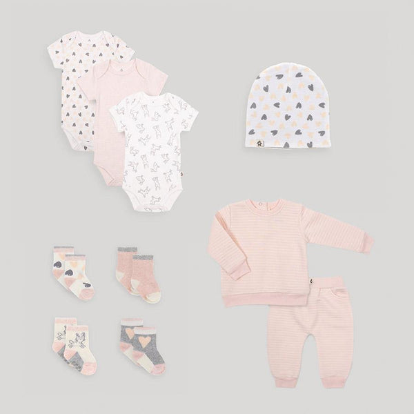 The Basic Pink Bundle - Snugabye Canada