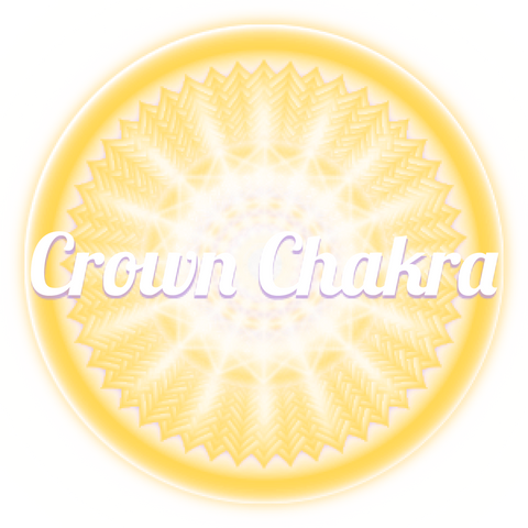 2nd Ray - Crown 7th Chakra