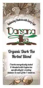 Organic Dark (Black Tea) Herbal Blend
