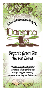 Organic Green Tea Herbal Blend