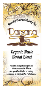 Organic Nettle Herbal Blend / Caffeine Free