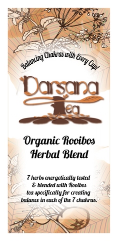 Organic Rooibos Herbal Blend / Caffeine Free