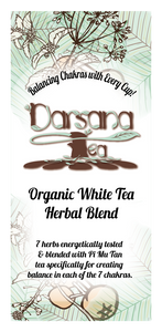 Organic White Tea Herbal Blend