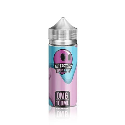 Berry Rush - Air Factory Eliquid 100ml | Vape Juice Deals | eVapors