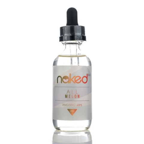 Naked 100 All Melon Watermelon, Cantaloupe, Honeydew Flavor at eVapors