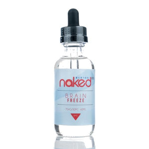 Brain Freeze E-Liquid - Naked 100 Menthol e-Juice| Bets Vape Juice in Miami, FL at eVapors