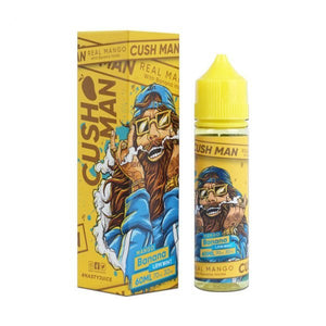 Cush Man Mango Banana (Low Mint) by Nasty Juice