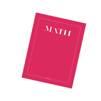 DIGITAL EDITION: Math Magazine, Issue Two