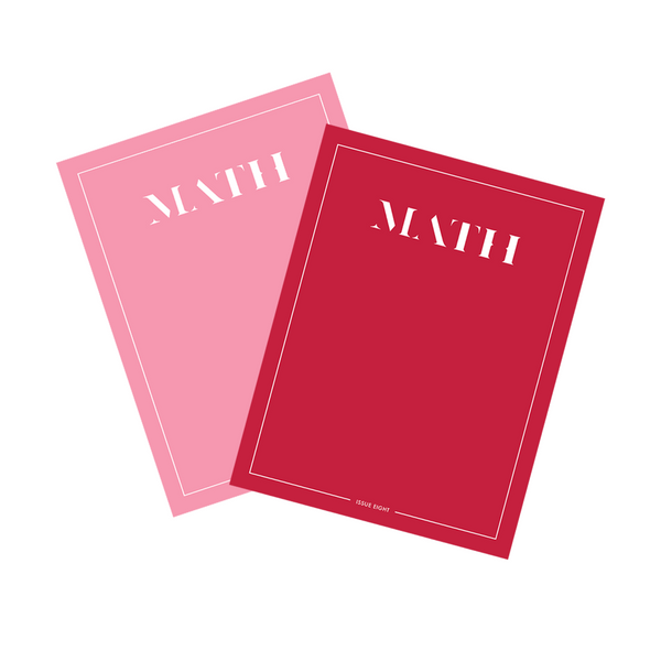 Math Magazine Issue Seven & Eight