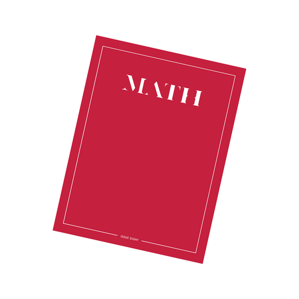 Math Magazine, Issue Eight (Faith)