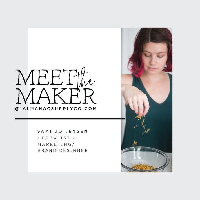 Meet the Maker: Sami Jo Jensen