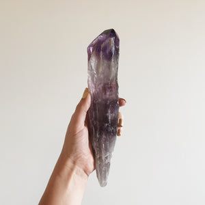 Amethyst Laser Point - Large