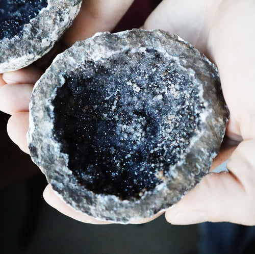 Nightshade – Coconut Geode