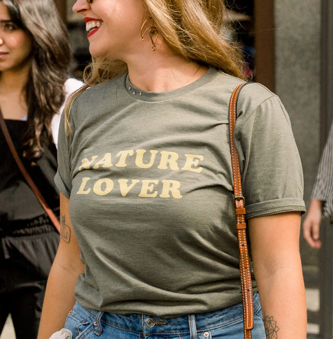 Nature Lover Shirt - Tri-Blend