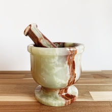 Onyx Mortar and Pestle
