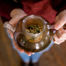 Seasonal Herbal Tea