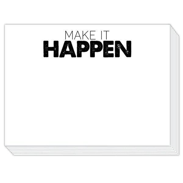 Rosanne Beck Slab Pad - Make It Happen