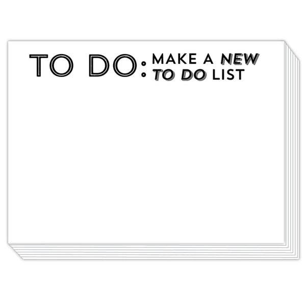 Rosanne Beck Slab Pad - Make A New To Do List