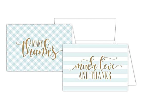 Rosanne Beck Notecard Set - Tiffany