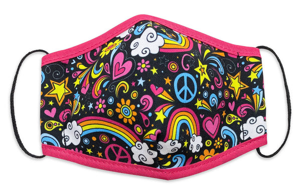 Stylish Face Mask - Peace & Love