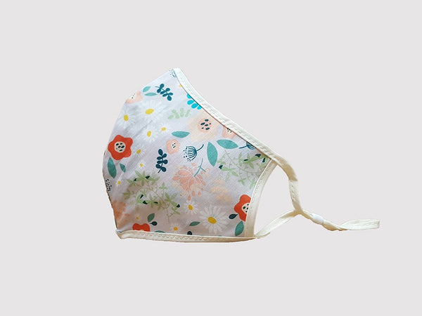 Stylish Face Mask - Multi Floral